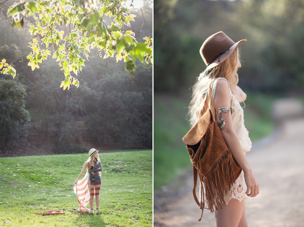 Coachella Inspiration Shoot | Sara Libby | The Blonde Abroad | © Carly Arnwine Photography