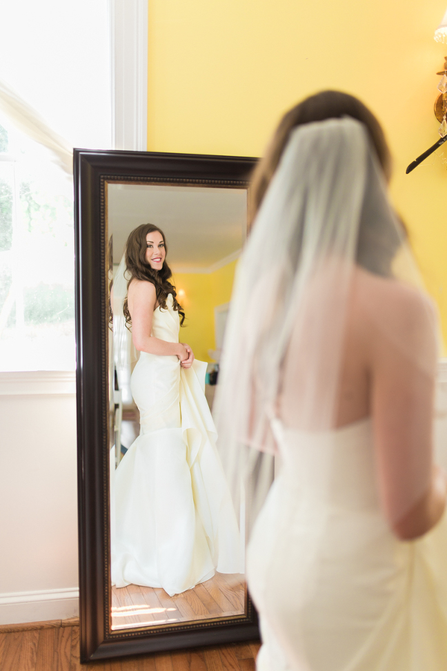 Emily + Sean | Raspberry Plain | Leesburg, Virginia Wedding | © Carly Arnwine Photography
